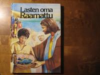 Lasten oma Raamattu, Pat Alexander, Suzanne Rust, Evelyn Bartlett