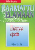 Erämaa opetti, 5 Moos. 1-34, Jukka Norvanto