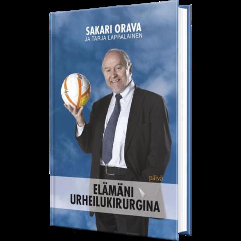 Elämäni urheilukirurgina, Sakari Orava, Tarja Lappalainen