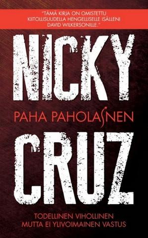 Paha paholainen, Nicky Cruz
