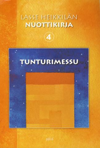Tunturimessu, nuottikirja, Lasse Heikkilä