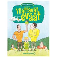 Yllättävät eväät, Jenni Kurki, Pekka Kurki