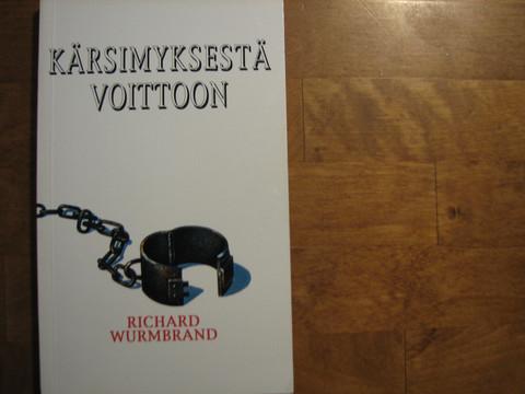 Kärsimyksestä voittoon, Richard Wurmbrand