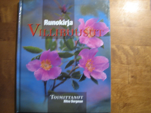 Villiruusut, Ritva Bergman (toim.)