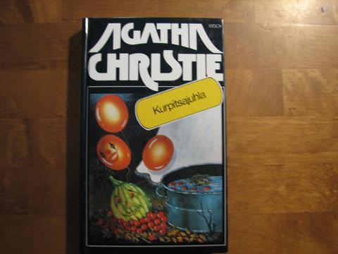 Kurpitsajuhla, Agatha Christie
