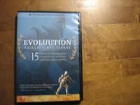 Evoluutio, akilleen kantapää, DVD, d2