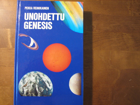 Unohdettu Genesis, Pekka Reinikainen
