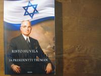 Israelin ihme ja presidentti Truman, Risto Huvila, d2