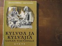 Kylvöä ja kylväjiä sanan vainiolla, Olavi Lähteenmäki, Reijo Ahtokari