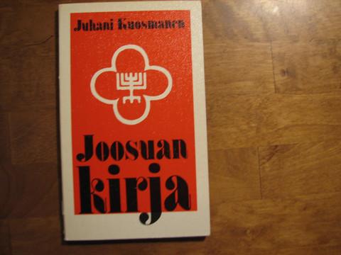 Joosuan kirja, Juhani Kuosmanen