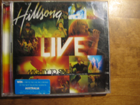 Mighty to save, live, Hillsong CD+DVD