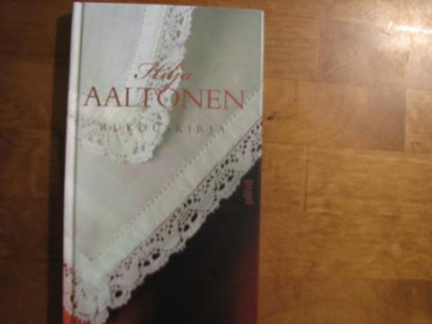 Rukouskirja, Hilja Aaltonen