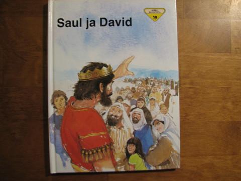 Saul ja Daavid, Penny Frank, Tony Morris