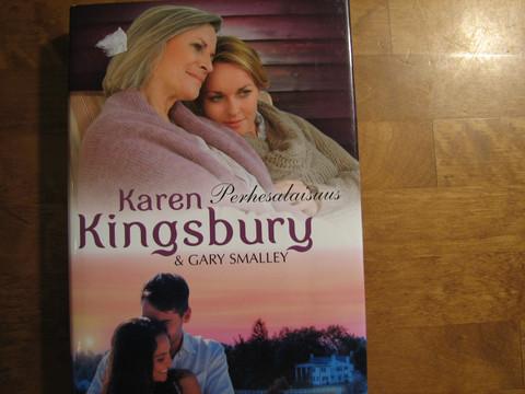 Perhesalaisuus, Karen Kingsbury, Gary Smalley, d2