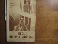 Rikos neljässä polvessa, Aukusti Vartiainen, d2