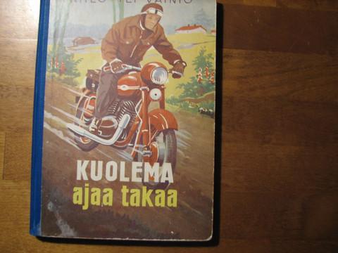 Kuolema ajaa takaa, Niilo Yli-Vainio
