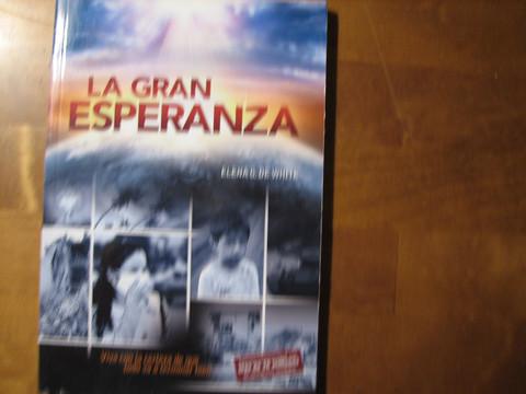 La Gran Esperanza, Elena G. de White