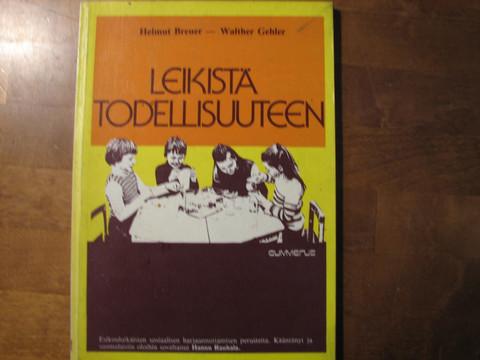 Leikistä todellisuuteen, Helmut Breuer, Walther Gehler