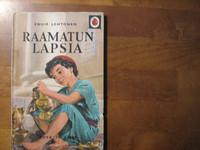 Raamatun lapsia, Ensio Lehtonen