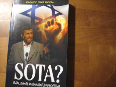 Sota, Iran, Israel ja Raamatun profetiat, Mark Hitchcock