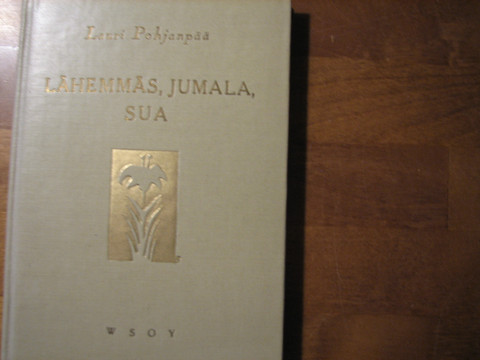 Lähemmäs, Jumala, sinua, Lauri Pohjanpää