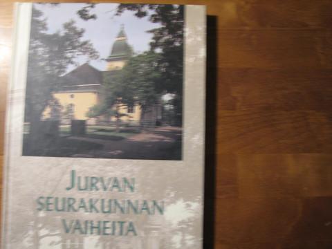 Jurvan seurakunnan vaiheita, Marianne Koskimies-Envall