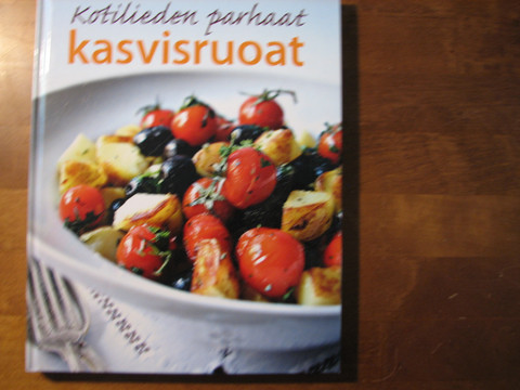 Kotilieden parhaat kasvisruoat, Päivi Heininen (toim.)