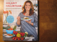 Hiilarit hallintaan, vähähiilihydraattinen keittokirja, Ulrika Davidsson