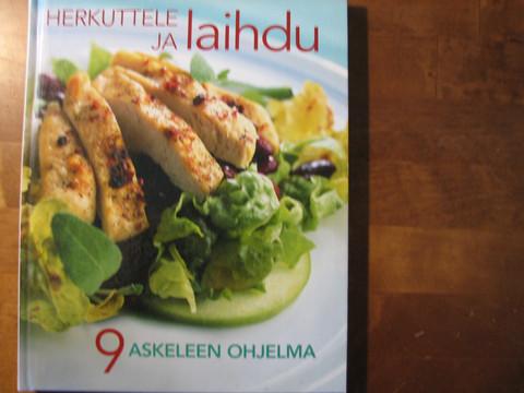 Herkuttele ja laihdu, 9 askeleen ohjelma, Soili Soisalo