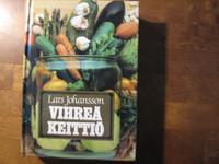 Vihreä keittiö, Lars Johansson