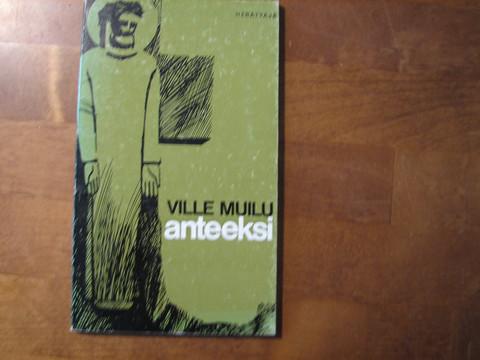 Anteeksi, Ville Muilu