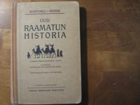 Uusi Raamatun historia, F.V. Sundvall, Aksel Rainio