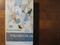 Päiväkirja, Olavi Kares