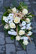 Valkoinen ruusu, krysanteemi