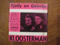 Tally en Geertje Kloosterman