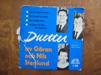 Duetter av Göran och Nils Stenlund