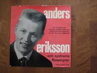 Anders Eriksson och systrarna Rosengren