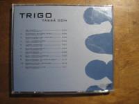 Tässä oon, Trigo
