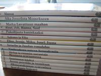 Raamatun parhaat kertomukset 1-15, Anne de Graaf, Jose Perez Montero