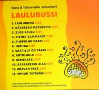 Laulubussi, Siina & Taikaradio