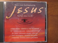 Music from and inspired by Jesus, The Epic Mini-Series