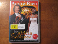 My African dream, André Rieu