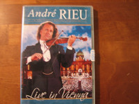 Live in Vienna, André Rieu