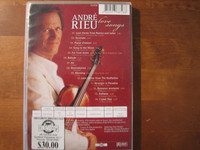 Love songs, André Rieu