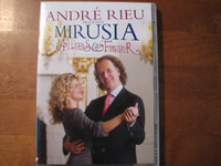 André Rieu present Mirusia, Always & Forever
