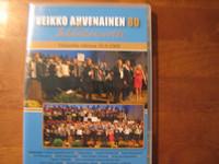Veikko Ahvenaisen 80 juhlakonsertti