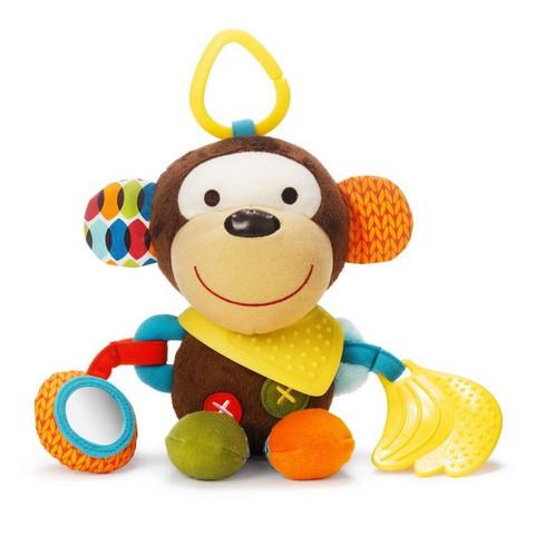 Skip Hop Bandana Pals Aktiviteettilelu Apina