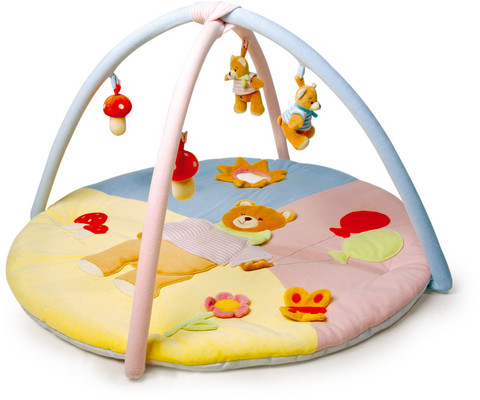 Small foot Activity Play Blanket Leikkimatto