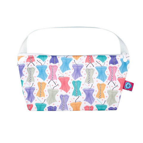 Tots Bots Bathroom Bag Hourglass