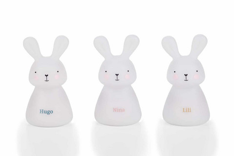 Olala Boutique Rabbit Trio Yövalosetti